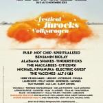 Festival Les Inrocks Volkswagen 2012 – Une programmation alléchante !