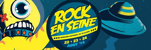 Rock en Seine 2014