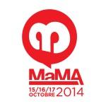 MaMA 2014 logo