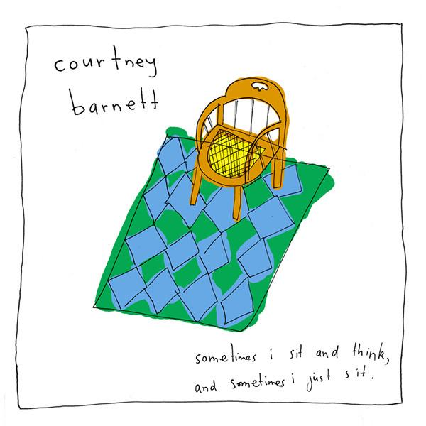 Qu'écoutez-vous en ce moment ? - Page 38 Courtney-Barnett-Sometimes-I-Sit-And-Think-And-Sometimes-I-Just-Sit-600x600