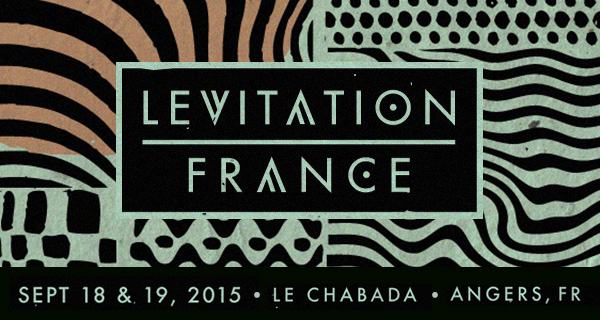 Levitation France 2015