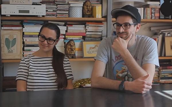 Pumpkin & Vin'S da Cuero - interview