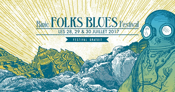 Binic Folks Blues Festival 2017 (photo 1)